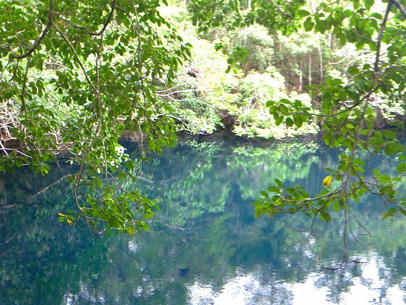 Cenote Angelita, near Tulum & Sian Kaan, Riviera Maya, Mexico