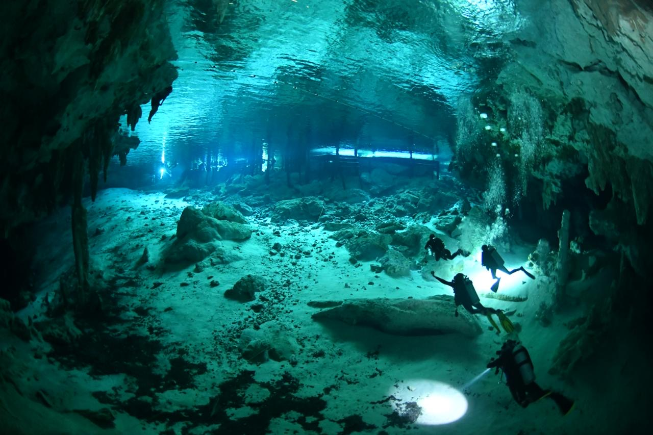 Cenote Cave